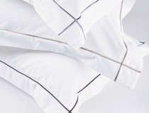 Пододеяльник Satin Stitch Duvet Cover